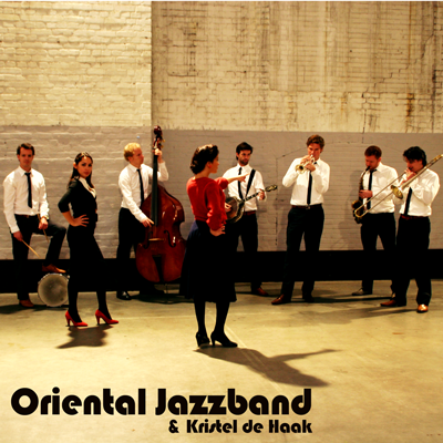 Oriental Jazzband CD cover